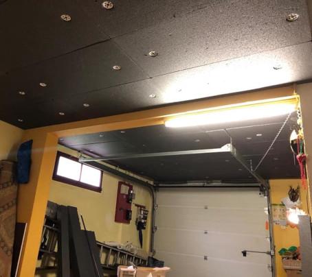 isolation garage arras